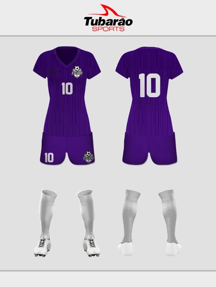 487541047da51 Esportivo - Futebol Feminino - Tubarão Sports
